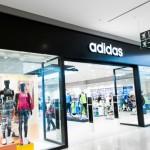 centro commerciale campania negozio adidas scarpe