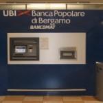 Bancomat Banca popolare di Bergamo