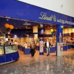 Lindt chocolate town