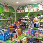 Centro giocattoli